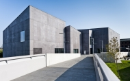 Architectural photographer Yorkshire. The Hepworth, Wakefield