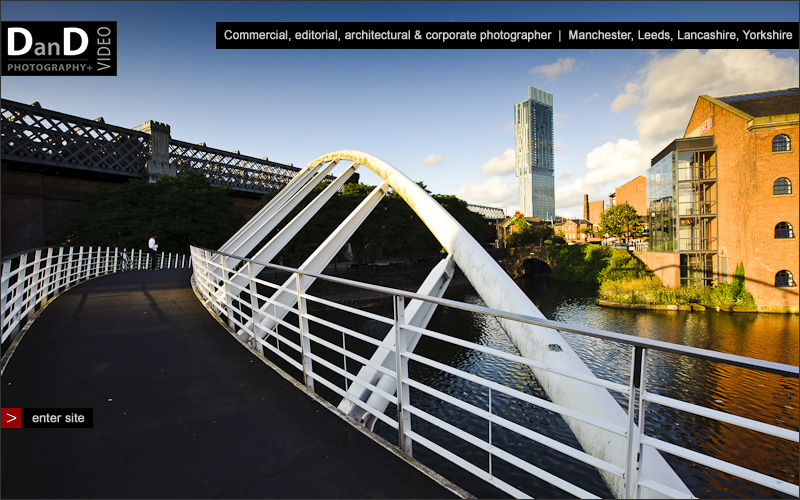 Manchester commercial photographer