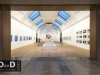 Whitworth Art Gallery Manchester, copyright Dan Dunkley, Architectural Photographer