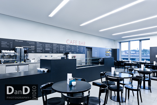 The Hepworth Wakefield cafe