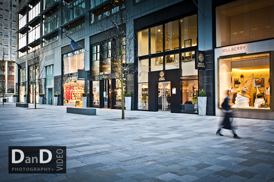 commercial retail photography Manchester