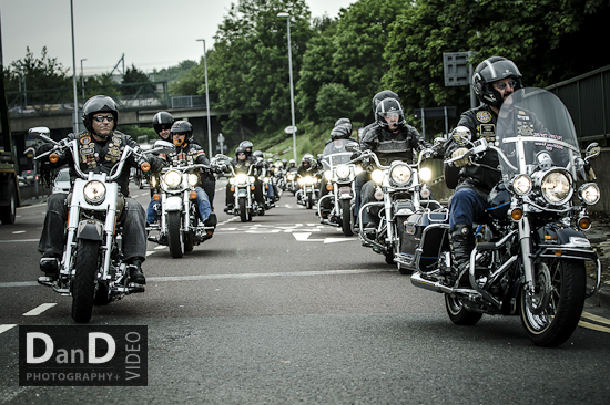 Leeds Harley Davidson photography