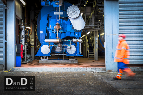 Yorkshire industrial commercial photographer