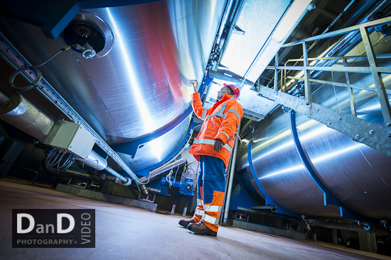 Commercial industrial photographers Yorkshire