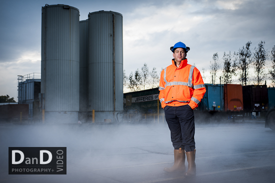 Commercial industrial photographer Yorkshire