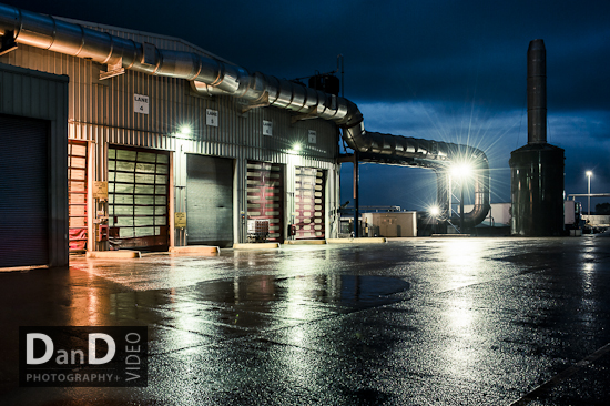 Commercial industrial photography nottinghamshire
