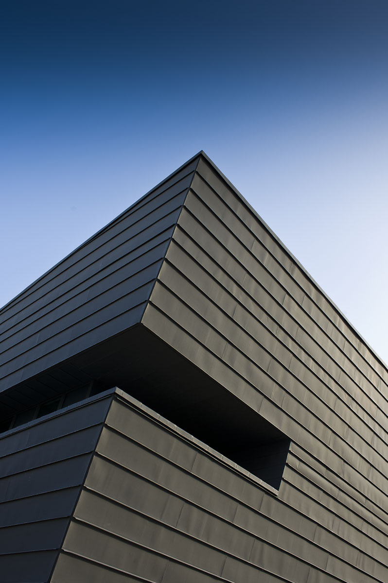 external elevation cladding